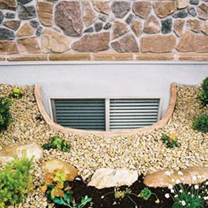 basement window well designs. Beautiful Designs RockWellu0027s Onepiece Window Well Design In Basement Window Well Designs G
